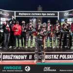 Betard Sparta Wrocław drugim wicemistrzem Drużynowych Mistrzostw Polski