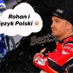 Rohan Tungate mówi ważne słowa po Polsku! | (wideo)