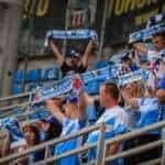 Mecze Orła Łódź w sezonie 2020 obejrzało przed telewizorami ponad 1,5 miliona ludzi