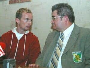 2005 fot. Jakub Morkowski Marian Maslanka