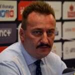 Krzysztof Mrozek przed meczem z Orłem Łódź
