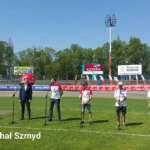 Spotkanie w Bydgoszczy i treningi na stadionie Polonii