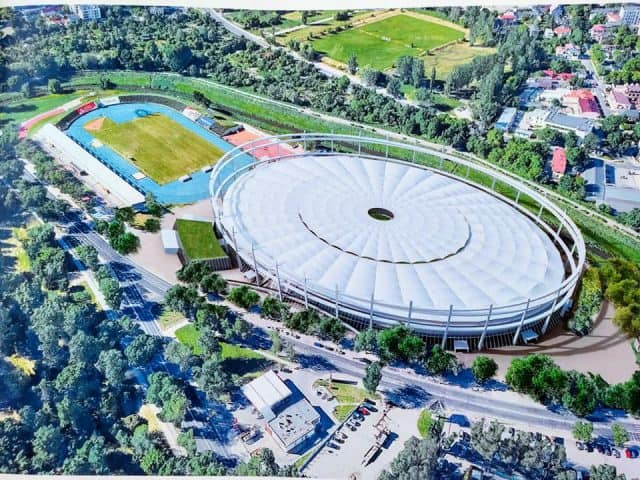 Co z nowym stadionem?