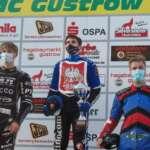 Jakub Miśkowiak wygrywa w Güstrow.