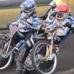 Soenderjylland Elite Speedway wygrało drugi półfinał duńskiego Pucharu Ligi w Vojens!