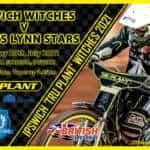 Ipswich Witches nadal bez Jasona Crumpa! Zapowiedź meczu Ipswich Witches - King's Lynn Stars