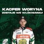 Kacper Woryna zostaje w Częstochowie!