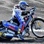 Bjarne Pedersen pożegnał się z kibicami Wikingów. Esbjerg Vikings - Slangerup Speedway 39-45